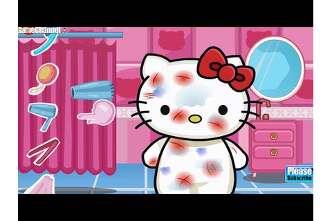 Hello Kitty Care Online Free Flash Game Videos GAMEPLAY ...