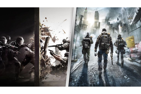 Tom Clancy's Rainbow Six Siege + The Division Bundle Now ...