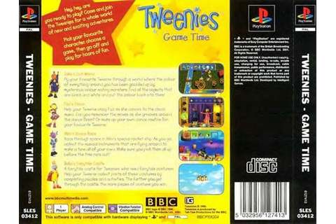 Tweenies: Game Time [SLES-03412] - PSX Planet: SONY ...
