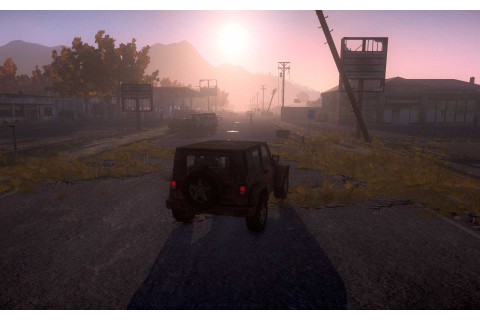 H1Z1 is a persistent zombie sandbox - first screens and ...