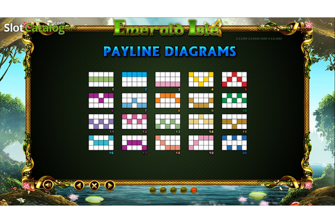 Emerald Isle Slot Review, Bonus Codes & where to play from UK