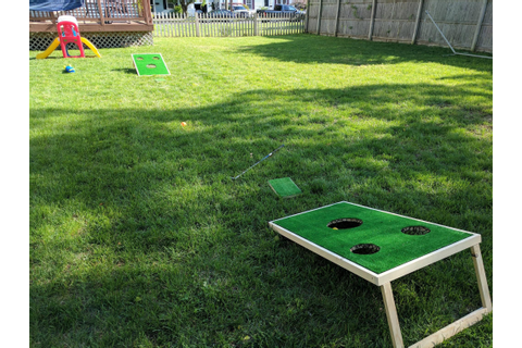 Chippo Golf Game Build (#QuickCrafter) | Best Of DIY ...