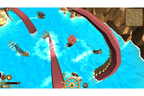 Pirates of the Polygon Sea - Download Free Full Games ...