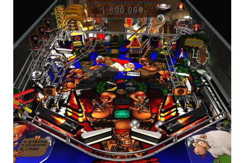 Addiction Pinball - PC old games | Blogindo