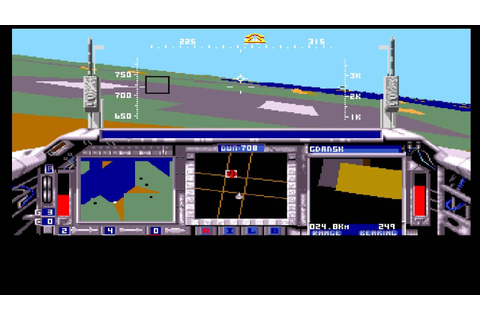 F-15 Strike Eagle II Amiga (1989) - YouTube