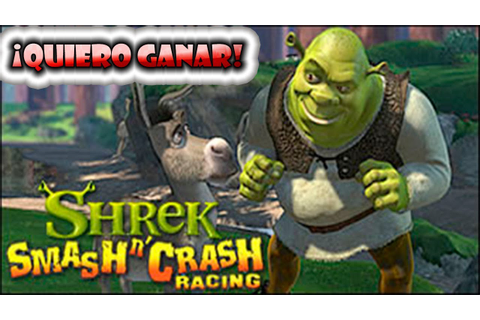 Shrek Smash n' Crash Racing - PSP - Gameplay / Impresiones ...
