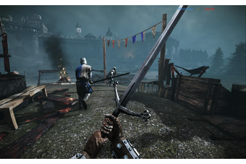 Chivalry: Medieval Warfare Patch and Developer Q & A ...