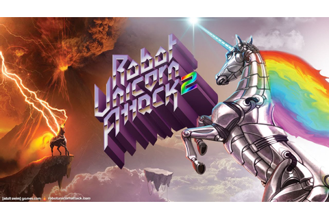 Robot Unicorn Attack 2 - Android / iOS Gameplay Trailer ...