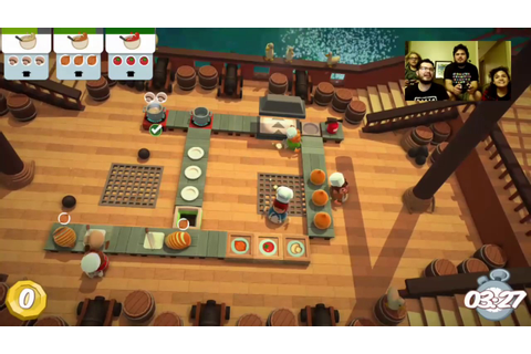 Overcooked Xbox One gameplay - YouTube