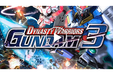 CGRundertow DYNASTY WARRIORS: GUNDAM 3 for Xbox 360 Video ...