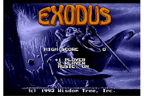 Exodus: Journey to the Promised Land Details - LaunchBox ...