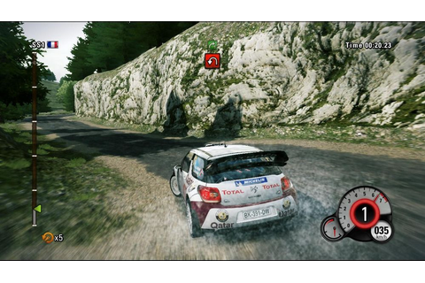 WRC 3 FIA World Rally Championship (PS3) | The Gamesmen