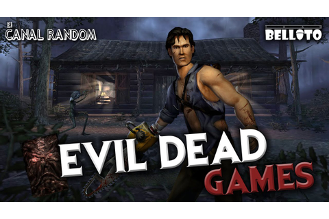 Evil Dead Games - Ash vs Evil Dead - YouTube