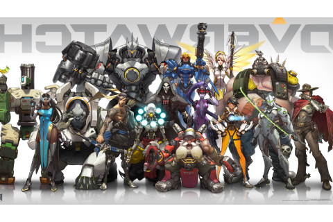Overwatch 2016 Game, HD Games, 4k Wallpapers, Images ...