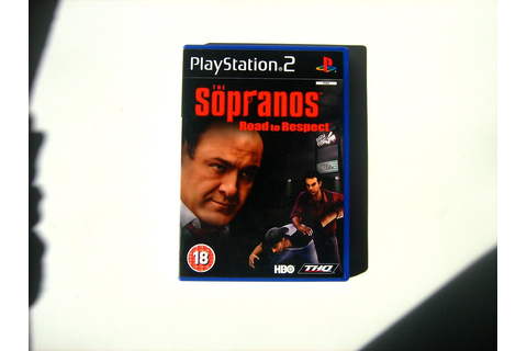 PlayStation PS2 Game The Sopranos Road To Respect - 24 of ...