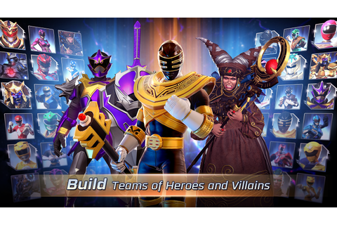 Power Rangers: Legacy Wars 1.7.2 APK Download - Android ...