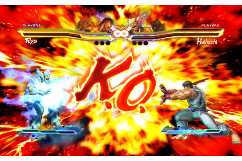 Street Fighter X Tekken - Download