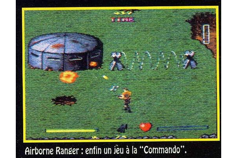 Airborne Ranger [SNES - Cancelled] - Unseen64