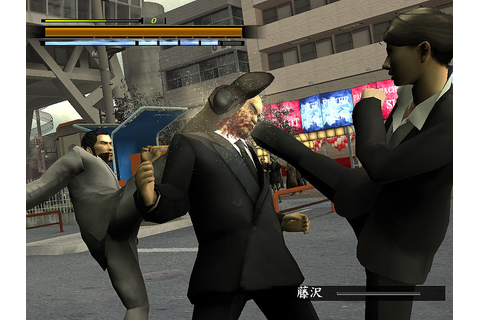 The Best Order to Get Started with the Yakuza Series