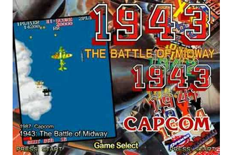 1943: The Battle of Midway (Hyperspin & EmuMovies) - YouTube