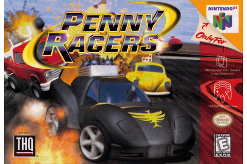 Penny Racers for N64 (From $3.19) - Walkthroughs, Reviews ...
