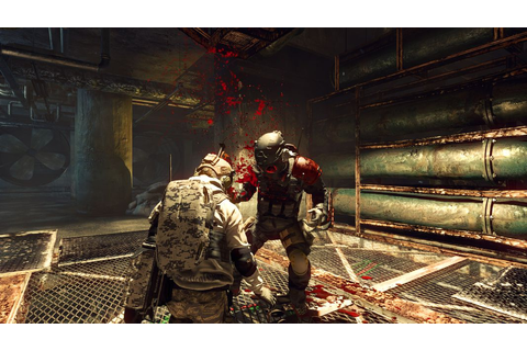 Umbrella Corps is like a mini Counter-Strike with Resident ...