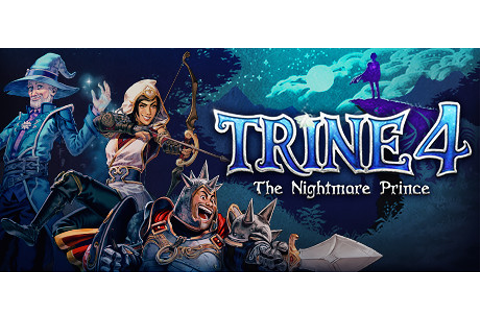 Trine 4: The Nightmare Prince on Steam