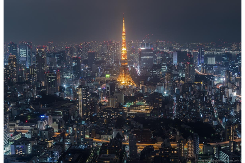 Tokyo at Night: What to See and Do