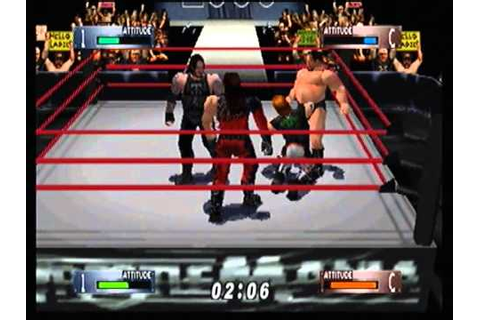 WWF Wrestlemania 2000 - N64 Gameplay - YouTube