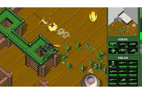 Army Men 2 rated for PS4, Xbox One, and PC in Brazil - Gematsu