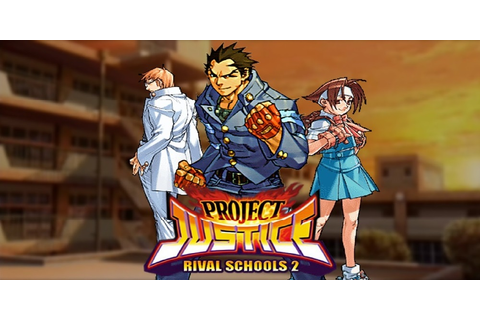 Project Justice: Rival Schools 2 / Dreamcast - Oyun İlani Blog