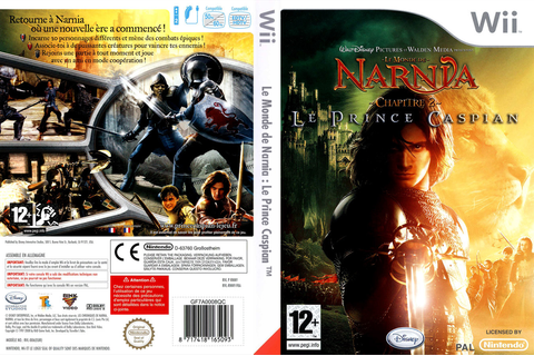 RNNY4Q - The Chronicles of Narnia: Prince Caspian