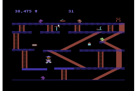 My all time favourite video games: Miner 2049er ...