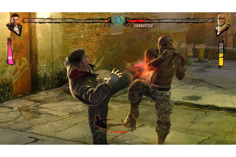 Fighters Uncaged Review: Not Worth Fighting For - Game ...