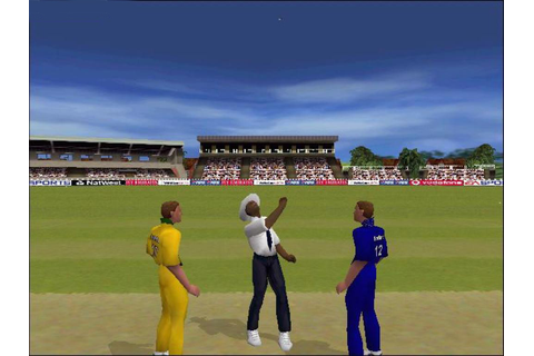 EA Cricket 2000 Game - Free Download Full Version For Pc