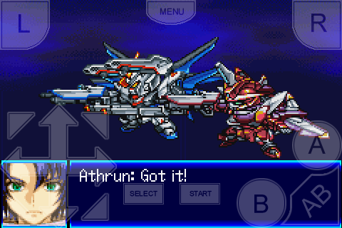 TechWareRepublic: Review: Super Robot Wars (taisen) J