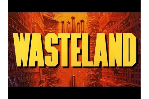 LGR - Wasteland - DOS PC Game Review - YouTube