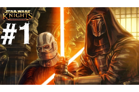 Star Wars Knights of the Old Republic Gameplay Walkthrough ...