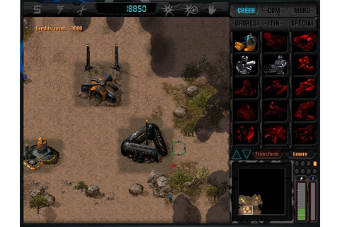 Test de Dark Reign : The Future of War sur PC