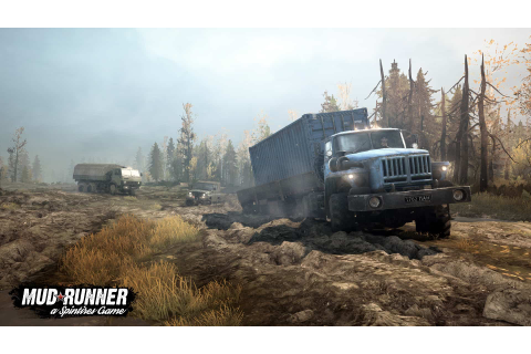 Spintires: MudRunner - Find out about our peripheral ...
