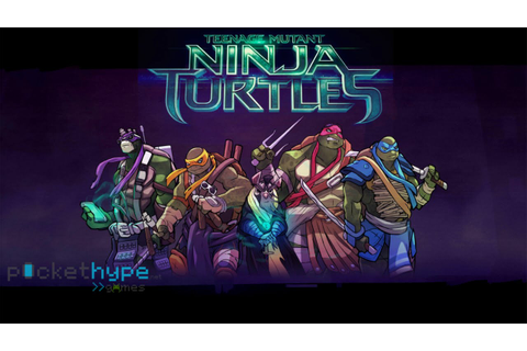Teenage Mutant Ninja Turtles - GAME - 2014 Movie by ...