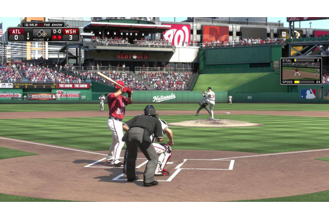 MLB 14 The Show - PS4 Features and Enhancements - YouTube
