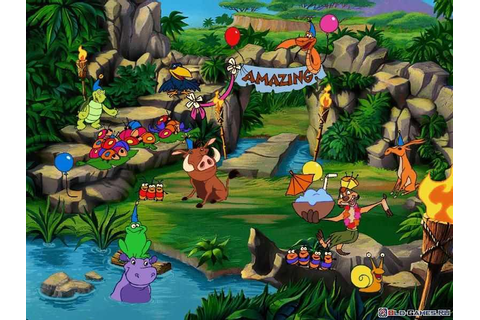 Timon & Pumbaa's Jungle Games Download Free Full Game | Speed-New
