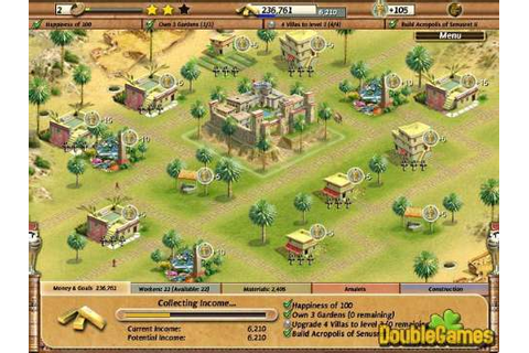 Free Game Download: Empire Builder – Ancient Egypt – PC Game