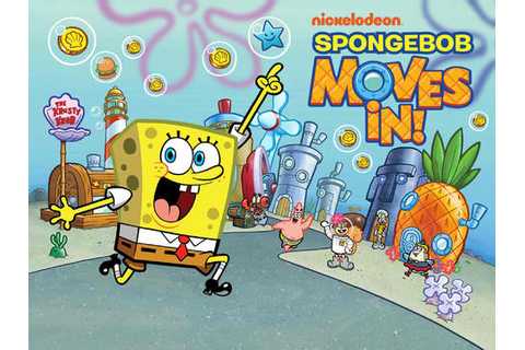 Nickelodeon's SpongeBob Moves In Lets You Build Your Very ...