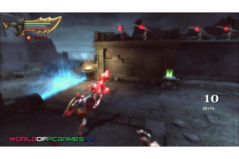 God Of War Ghost Of Sparta Free Download PC Game