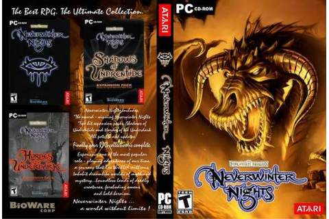 Neverwinter Nights 2 PC Game Free Download Full | PC Games ...