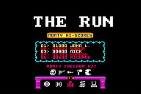 Download Monty on the Run - My Abandonware