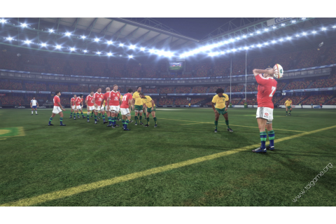 Rugby Challenge 2 - Download Free Full Games | Sports games