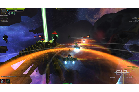 Cannons Lasers Rockets Fires Into Steam This Month